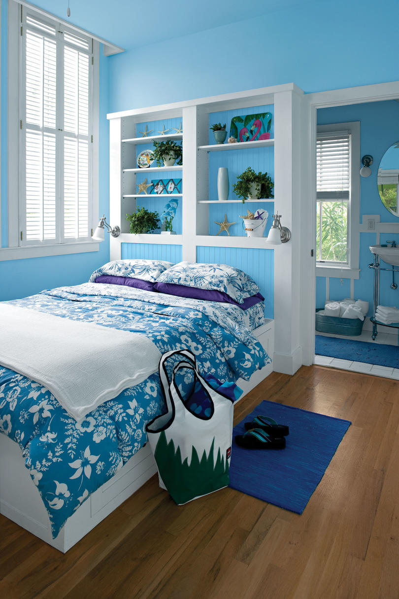 Lively Bedroom