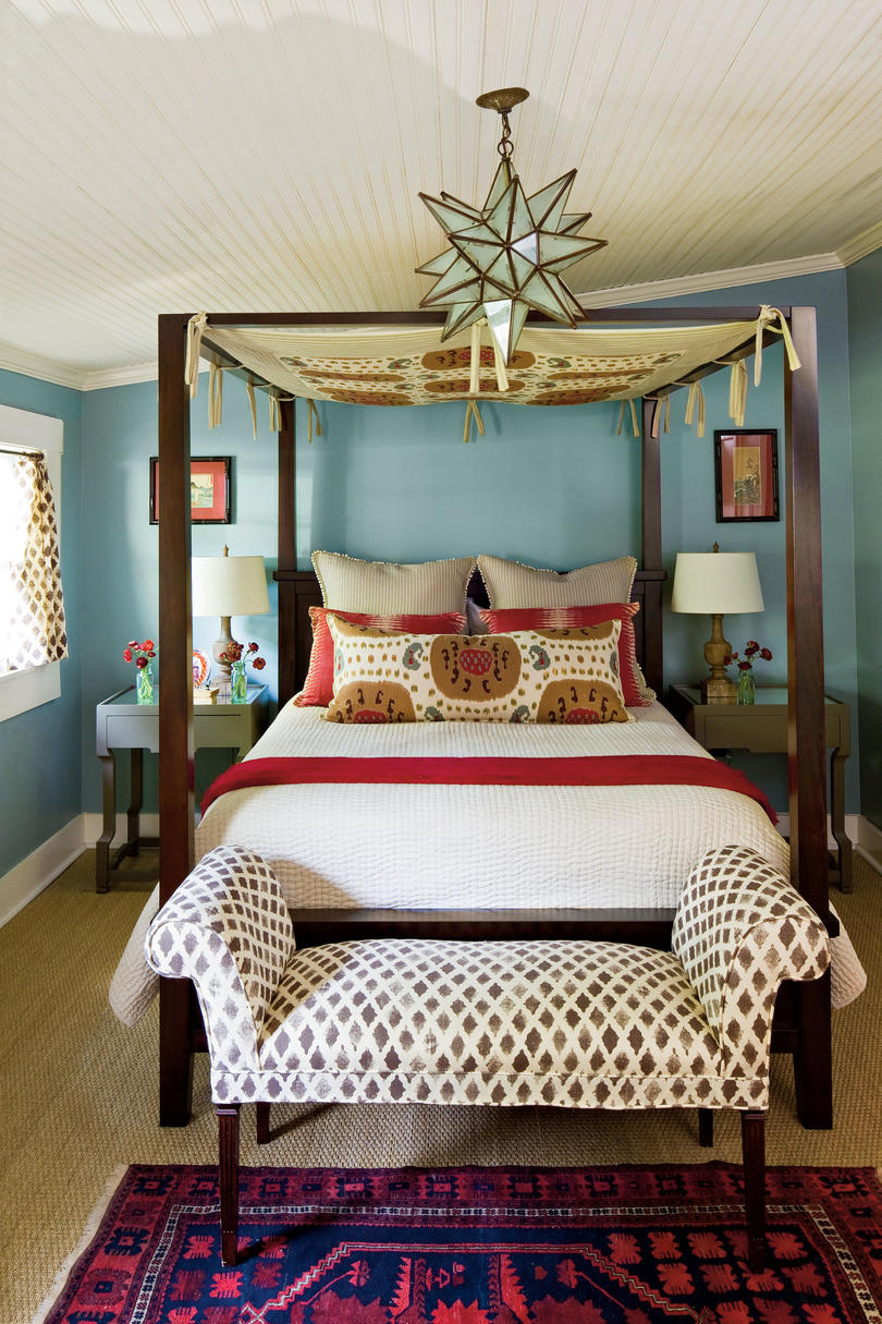 After: Bungalow Renovation Bedroom