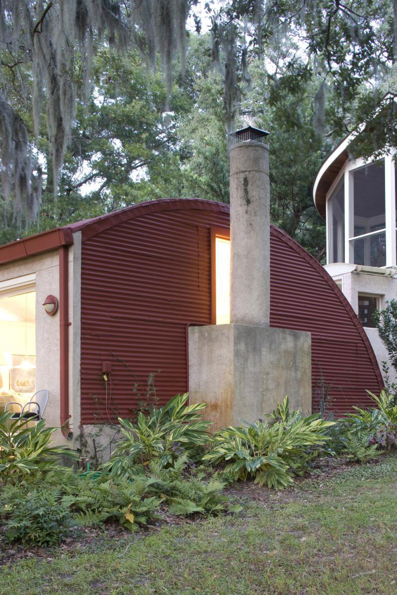 Revamped Quonset Hut From 2009 Southern Home Awards
