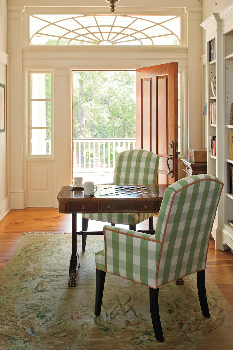 traditional style with a modern style twist southern living home