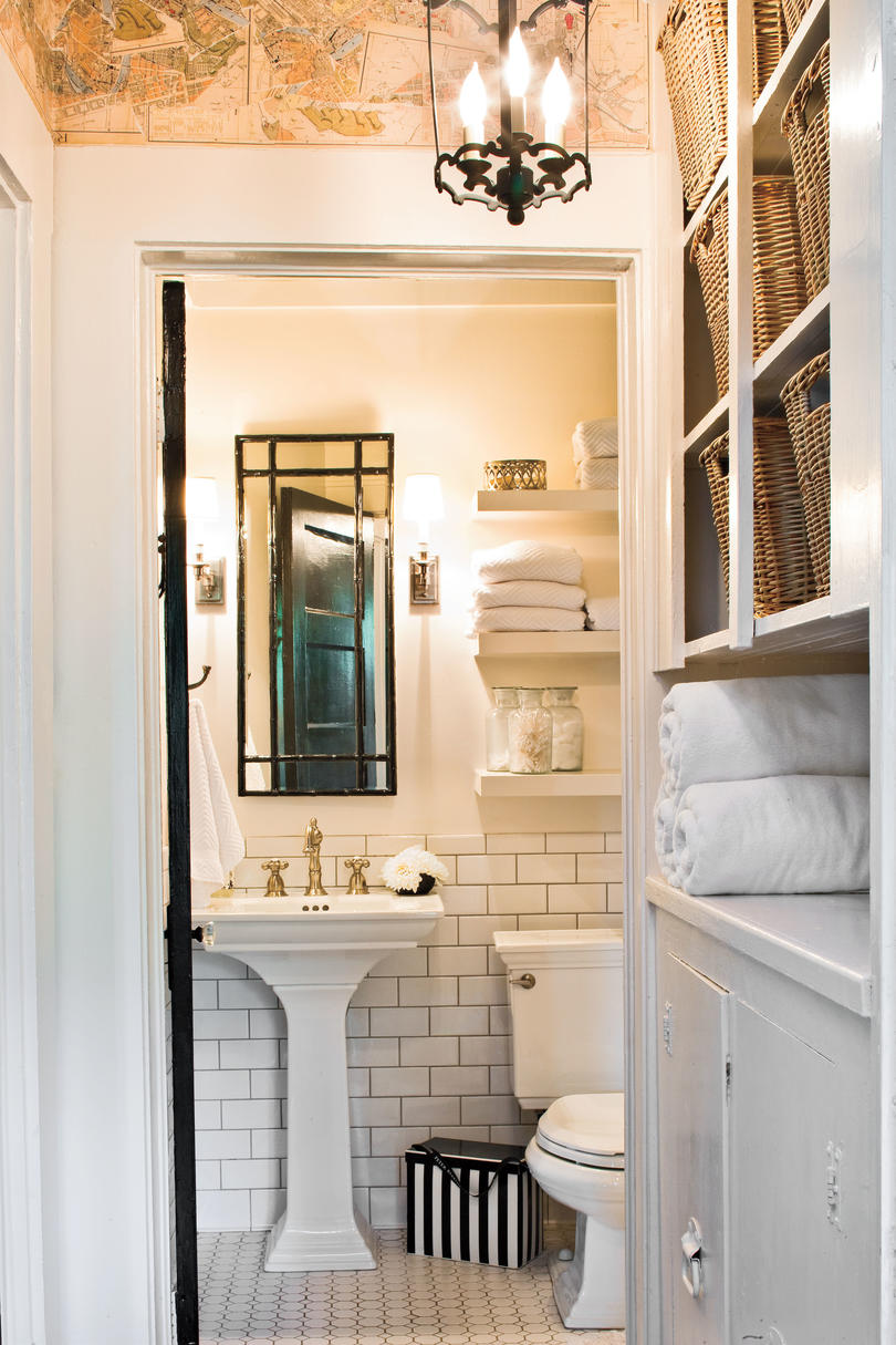 Give Colored Grout a Try