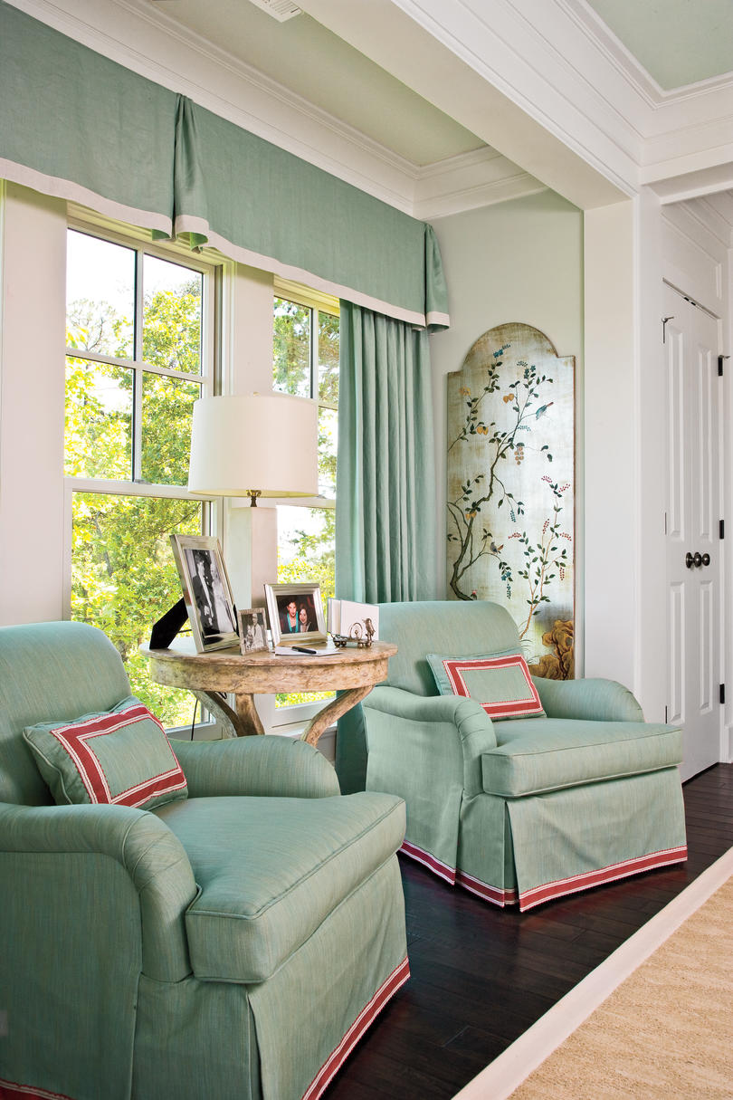 bedroom seating. Bay Window Style Guide  Bedroom Seating Ideas Southern Living