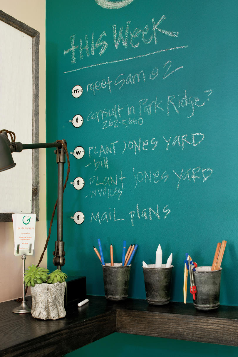 RX_1102 RLR Home Office Magnetic Chalkboard
