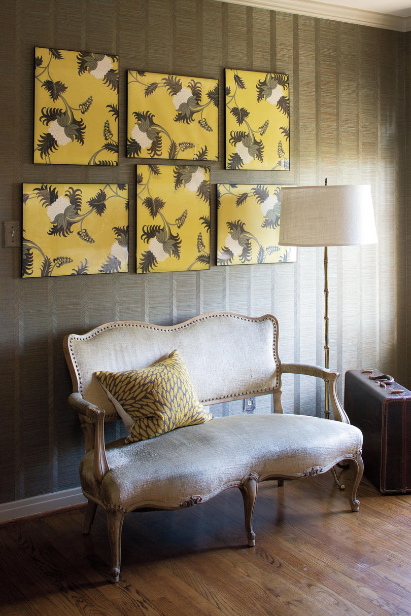 Guest Bedroom Makeovers: Sitting Area