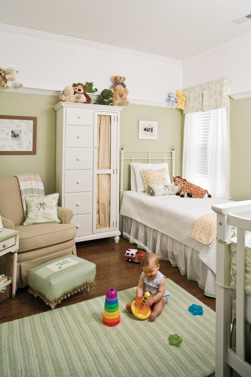 Sleep-In Nursery