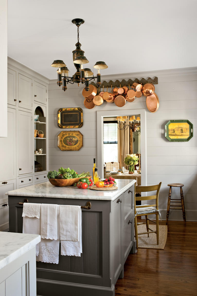 Kitchen cabinets to go ct - Vintage Style Island