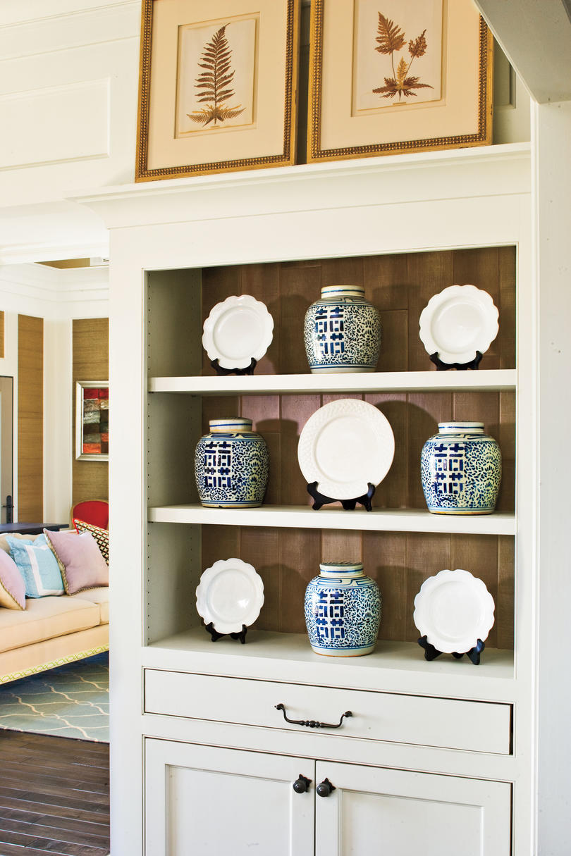 Dining Room Bookcases
