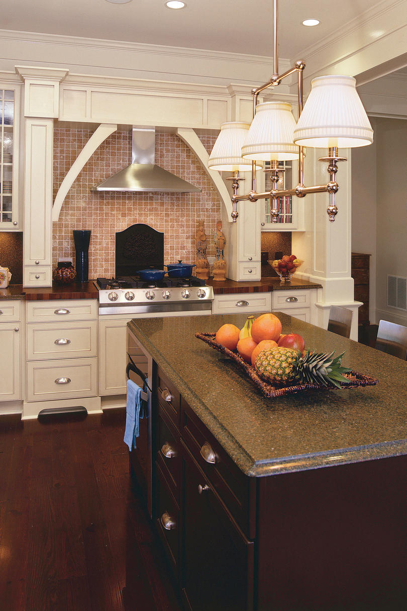 Jenn Air Microwave >> Idea House Kitchen Design Ideas - Southern Living