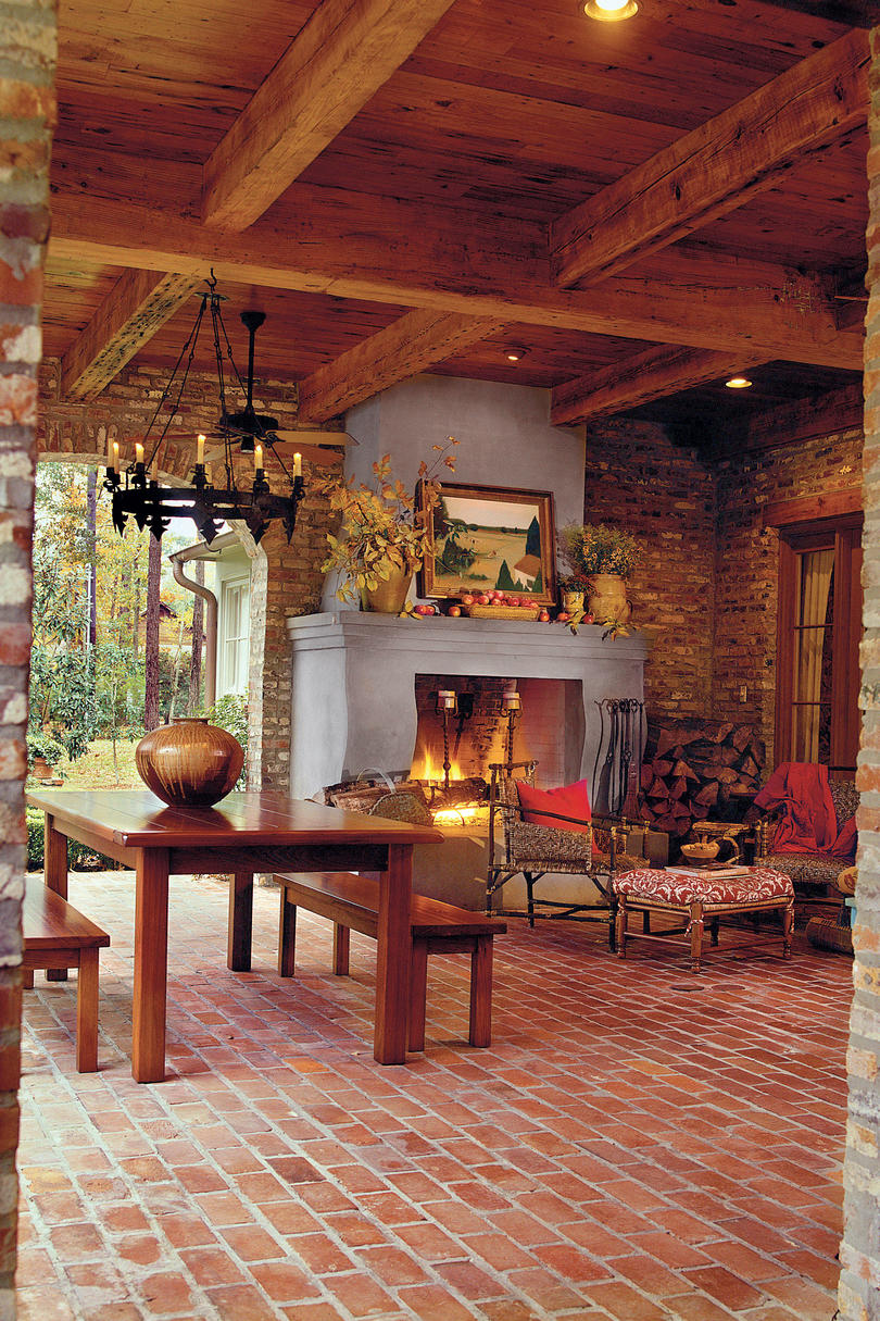Outdoor Rooms: Porch