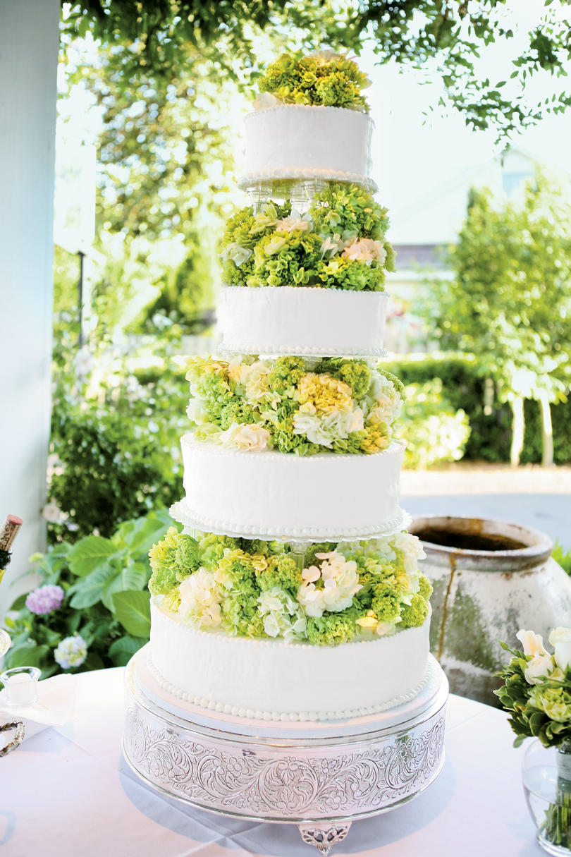 Wedding Cakes with Pictures - Southern Living