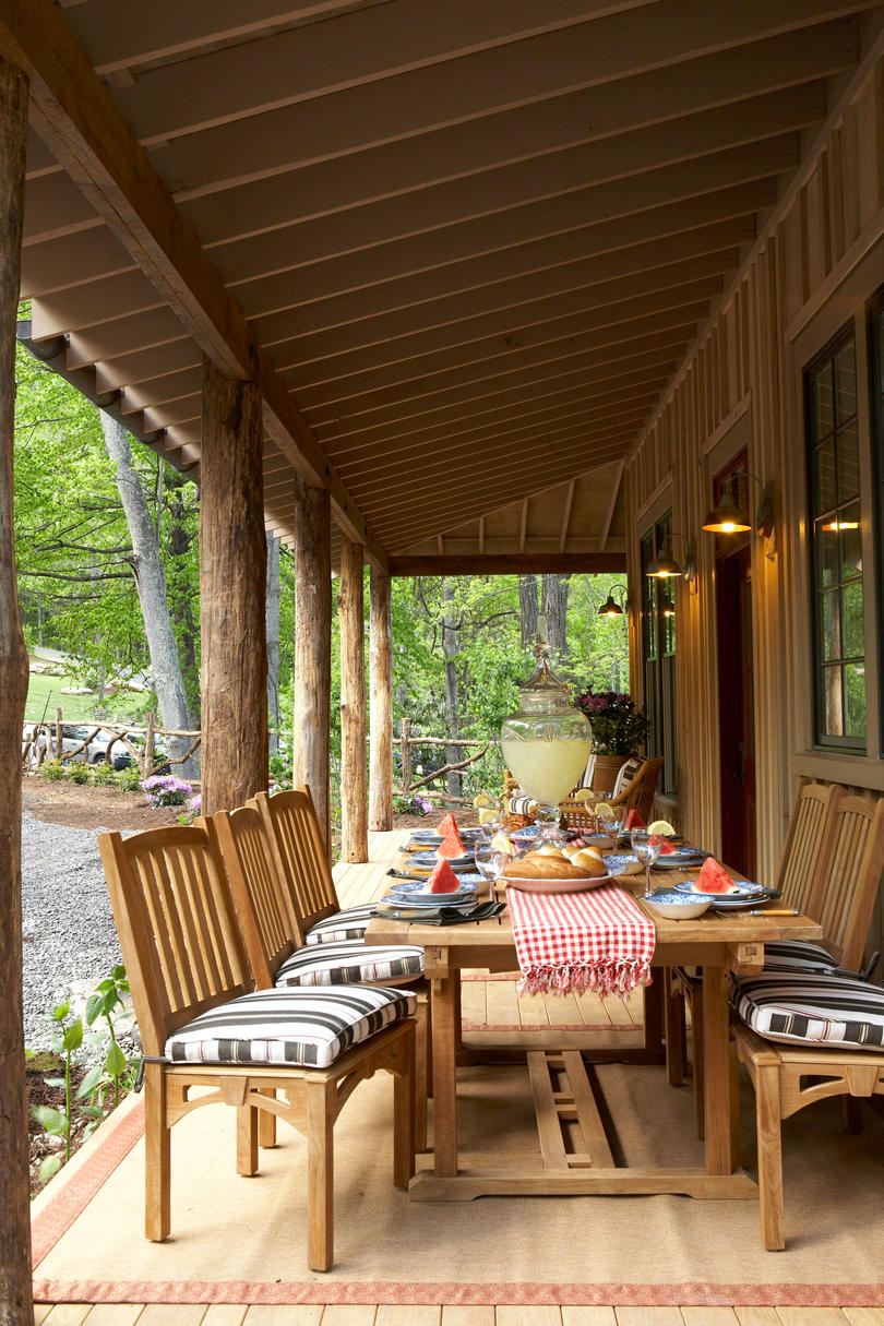 Front Porch Outdoor Dining & 79 Porches and Patios