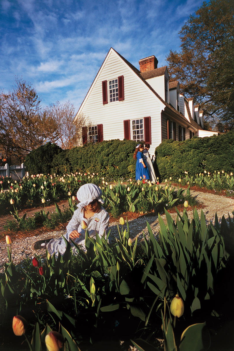 Best Southern Travel Destinations: Colonial Williamsburg