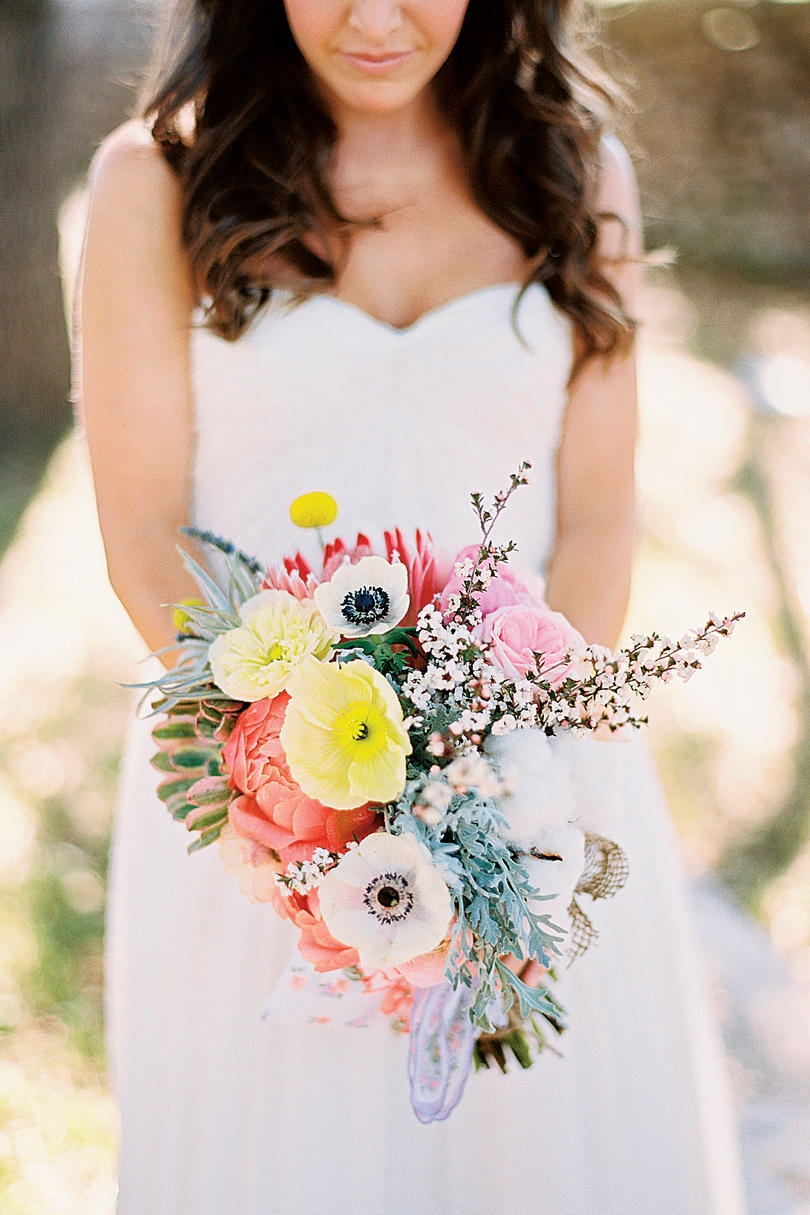 Wedding Flowers By Season Southern Living