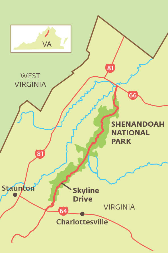 Shenandoah National Park Hiking and Cabins: Make Plans to Visit