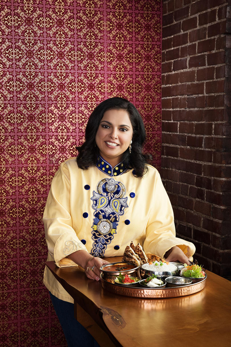 Celebrity Chef Maneet Chauhan