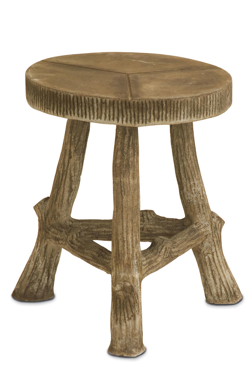 RX_1008 SD Woodland Three-Leg Stool