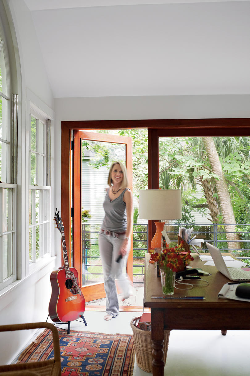 charleston single home makeover southern living home studio
