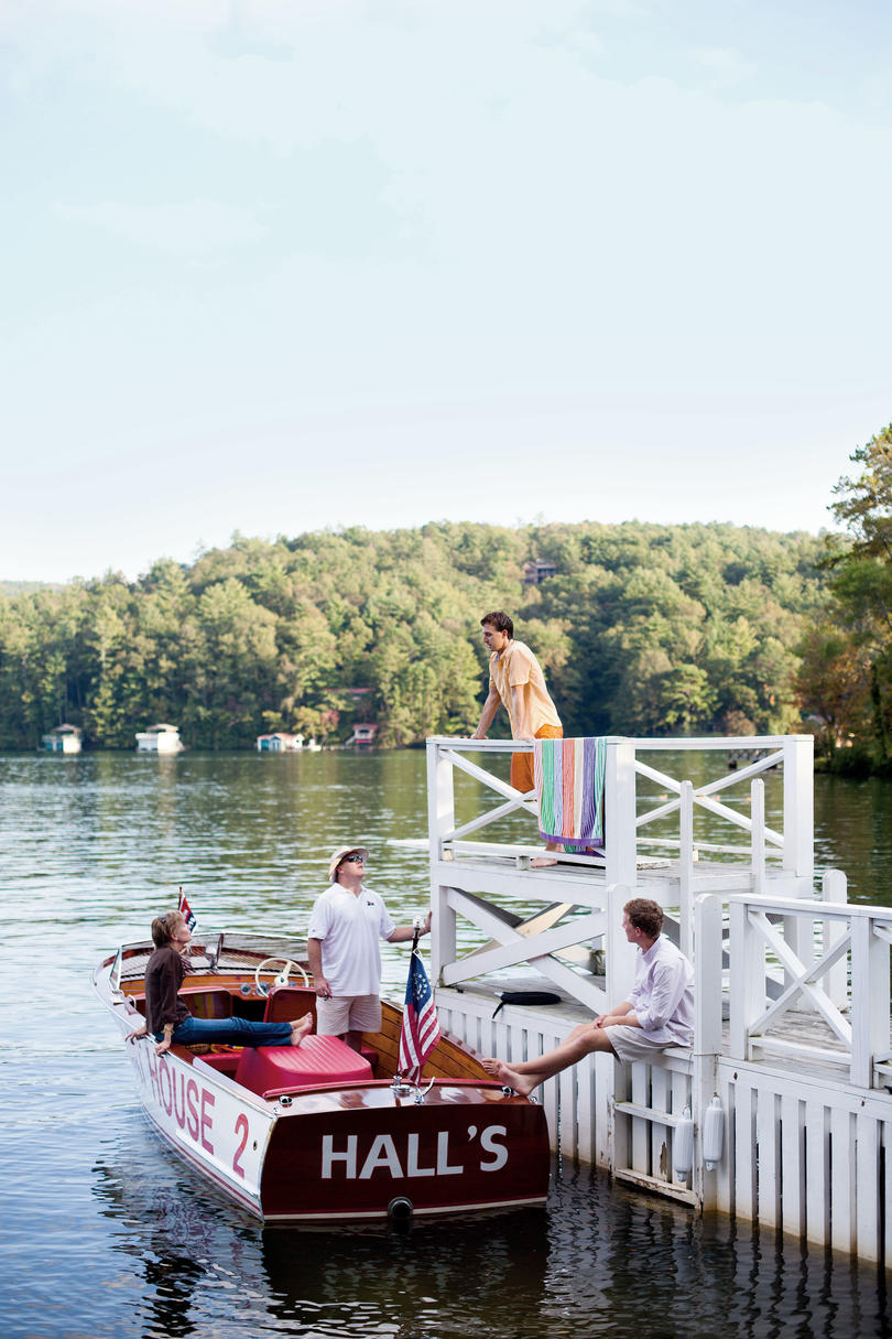 The Best Lakes Across the South - Southern Living