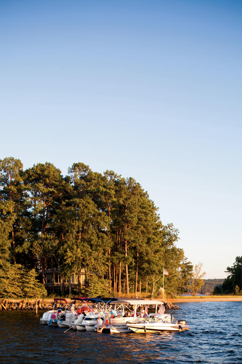 The Best Lakes Across The South Southern Living