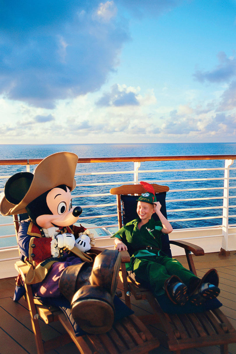 Holidays at Sea: Disney Cruises