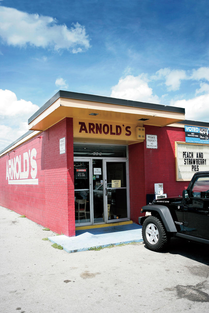 Arnold S Country Kitchen James Beard