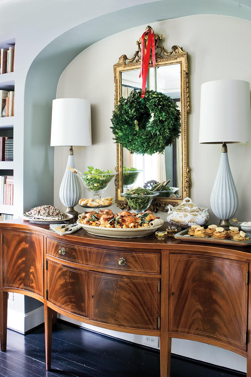 100 fresh christmas decorating ideas southern living christmas decorating ideas family heirlooms geotapseo Gallery