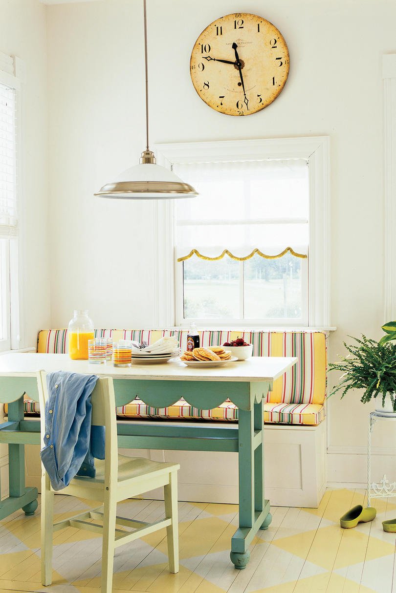 Freshen Up with Yellow