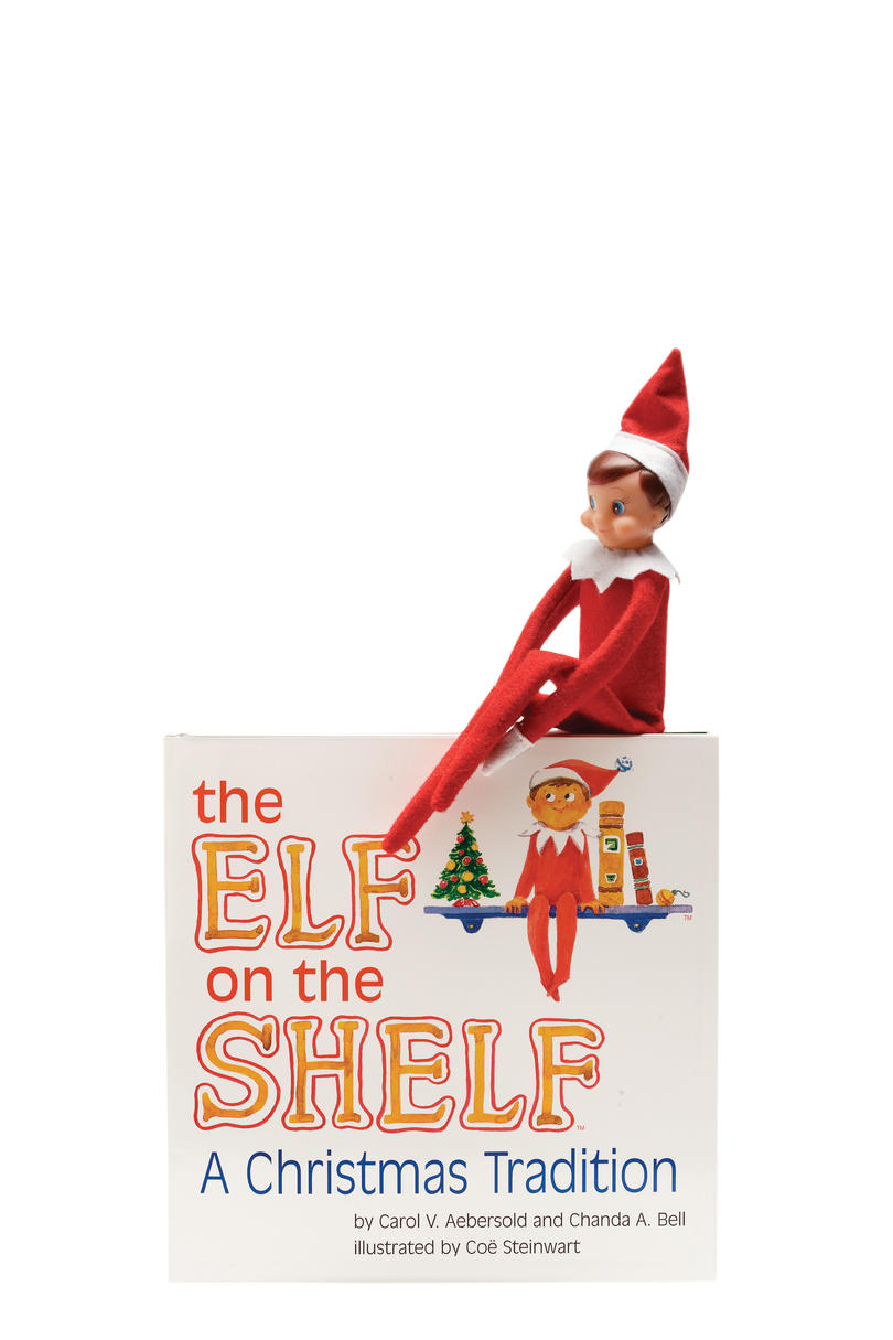 GA: The Elf on the Shelf