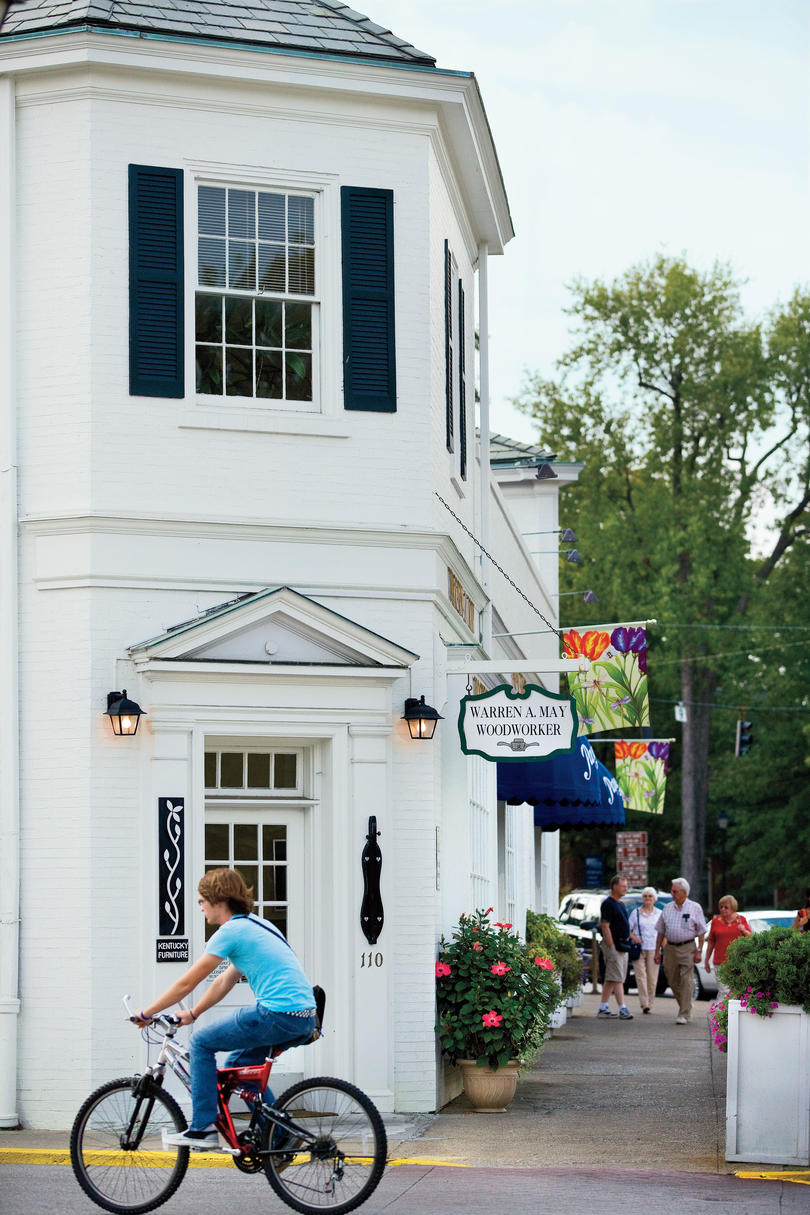 Best Southern Travel Destinations: Berea, KY