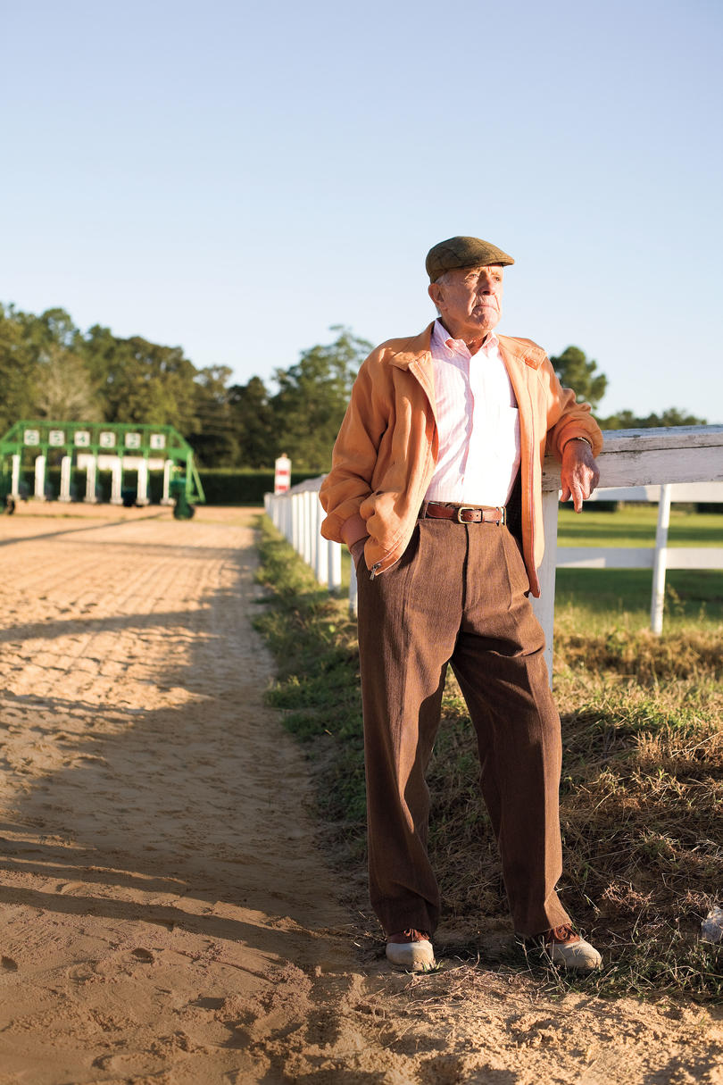 Cot Campbell of Dogwood Stables