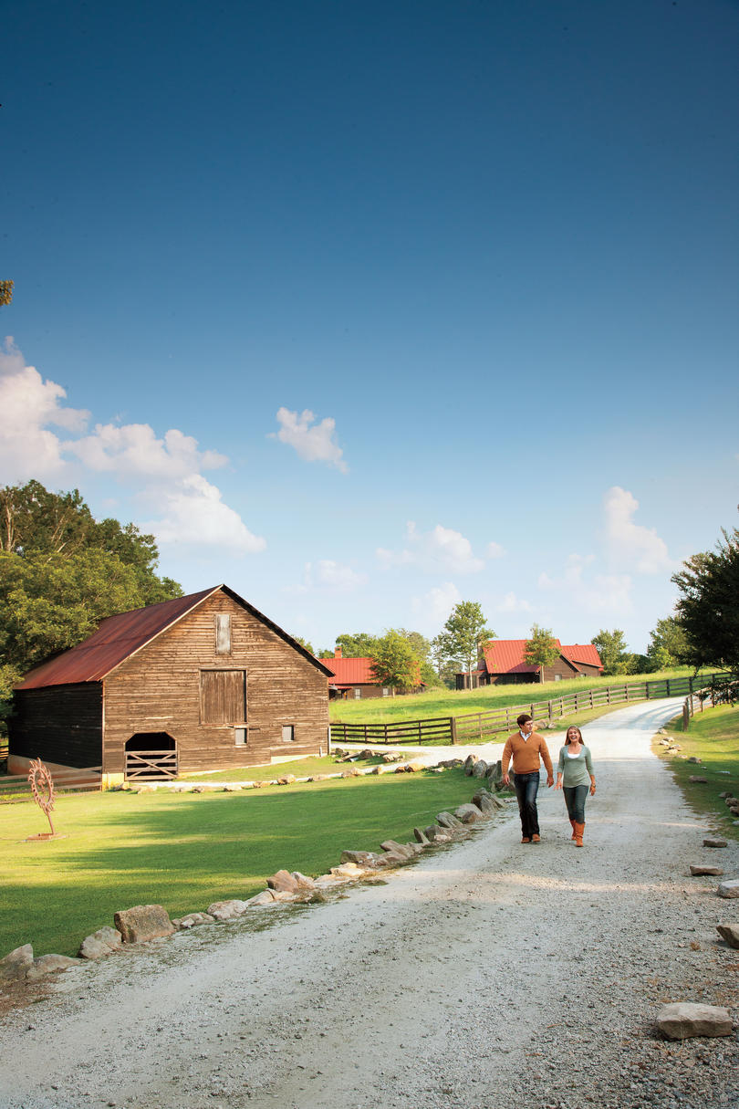 Southern Farm Stay Vacations - Southern Living