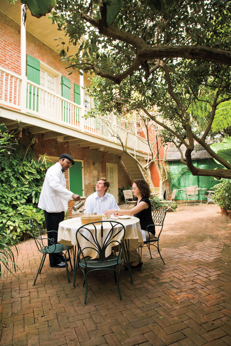 French Quarter New Orleans Hotels: Soniat House