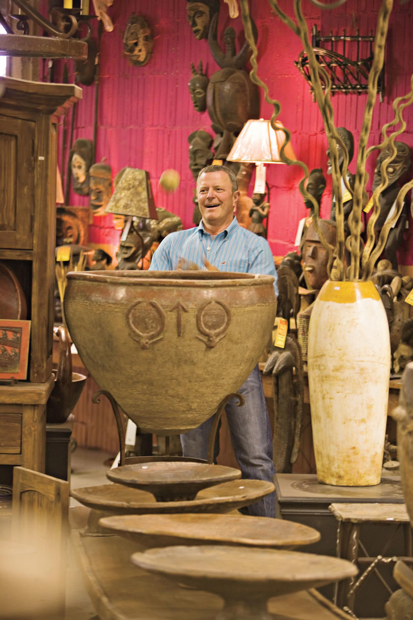 El Paso, Texas Travel: Antiques