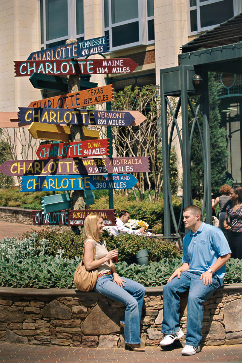 weekend guide charlotte nc southern living