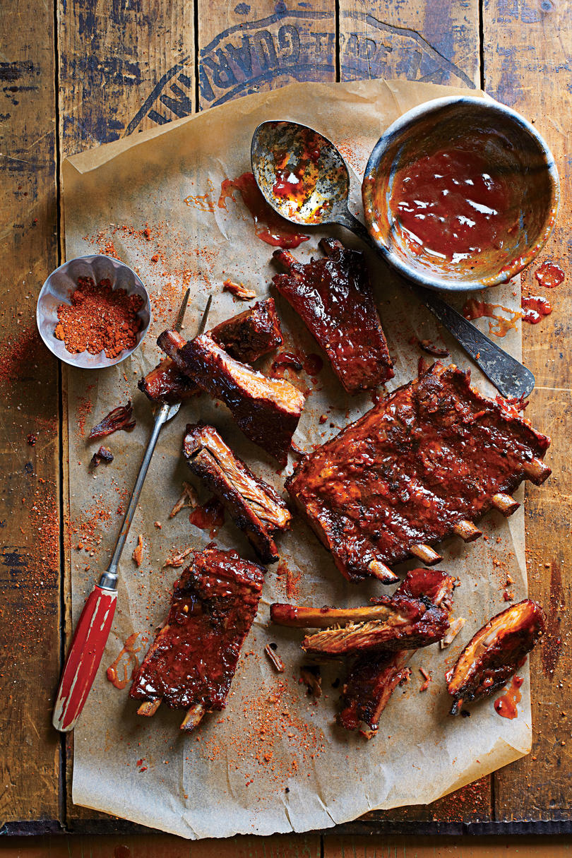 The Ultimate Smoky, Sweet Ribs