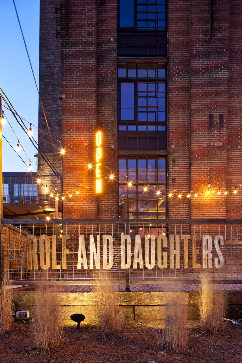 Rolf and Daughters, Nashville, TN