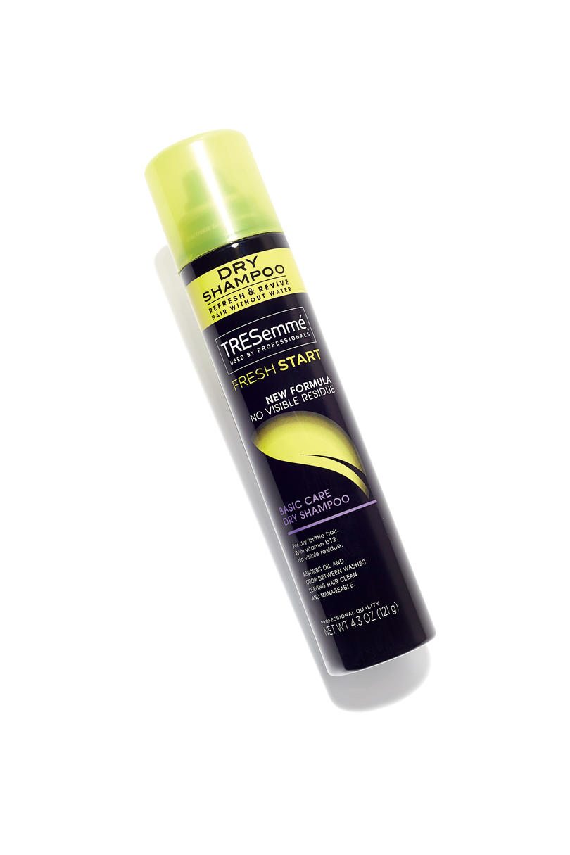 RX_1709 The Best Dry Shampoos_TRESemmé Fresh Start Basic Care Dry Shampoo
