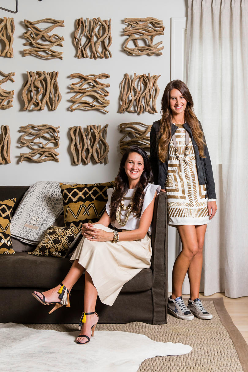 Elizabeth & Jacquelyn: On Their Business