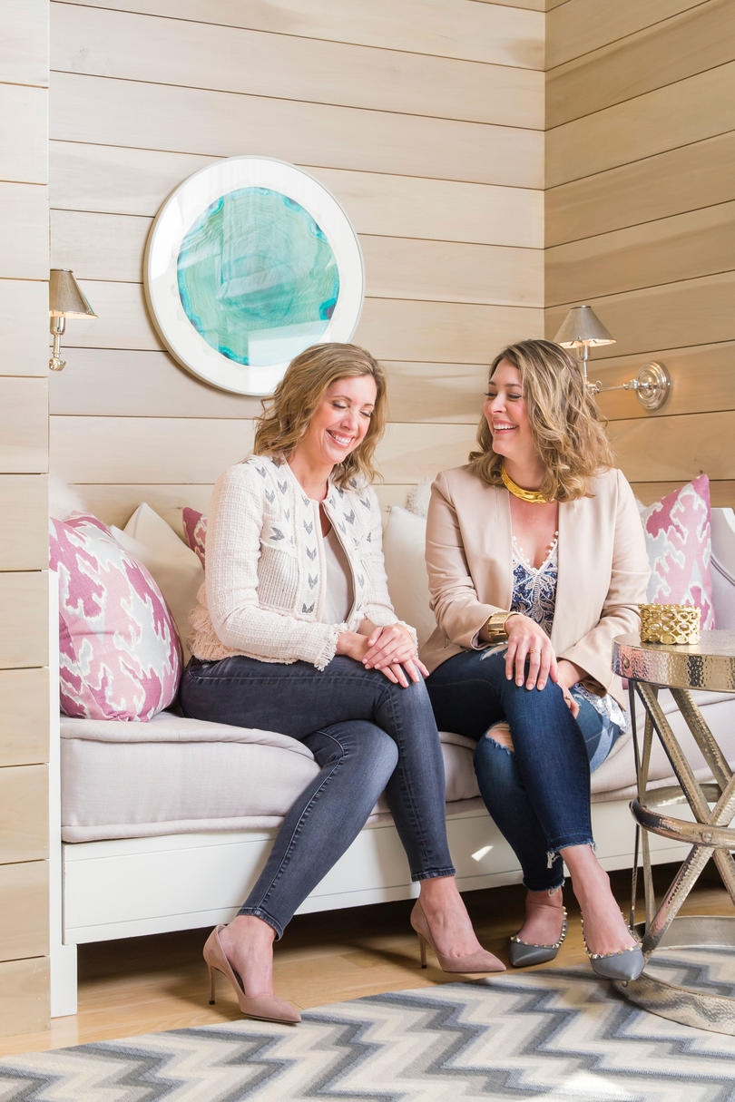 Elizabeth Munger Stiver and Amy Munger: On Their Business