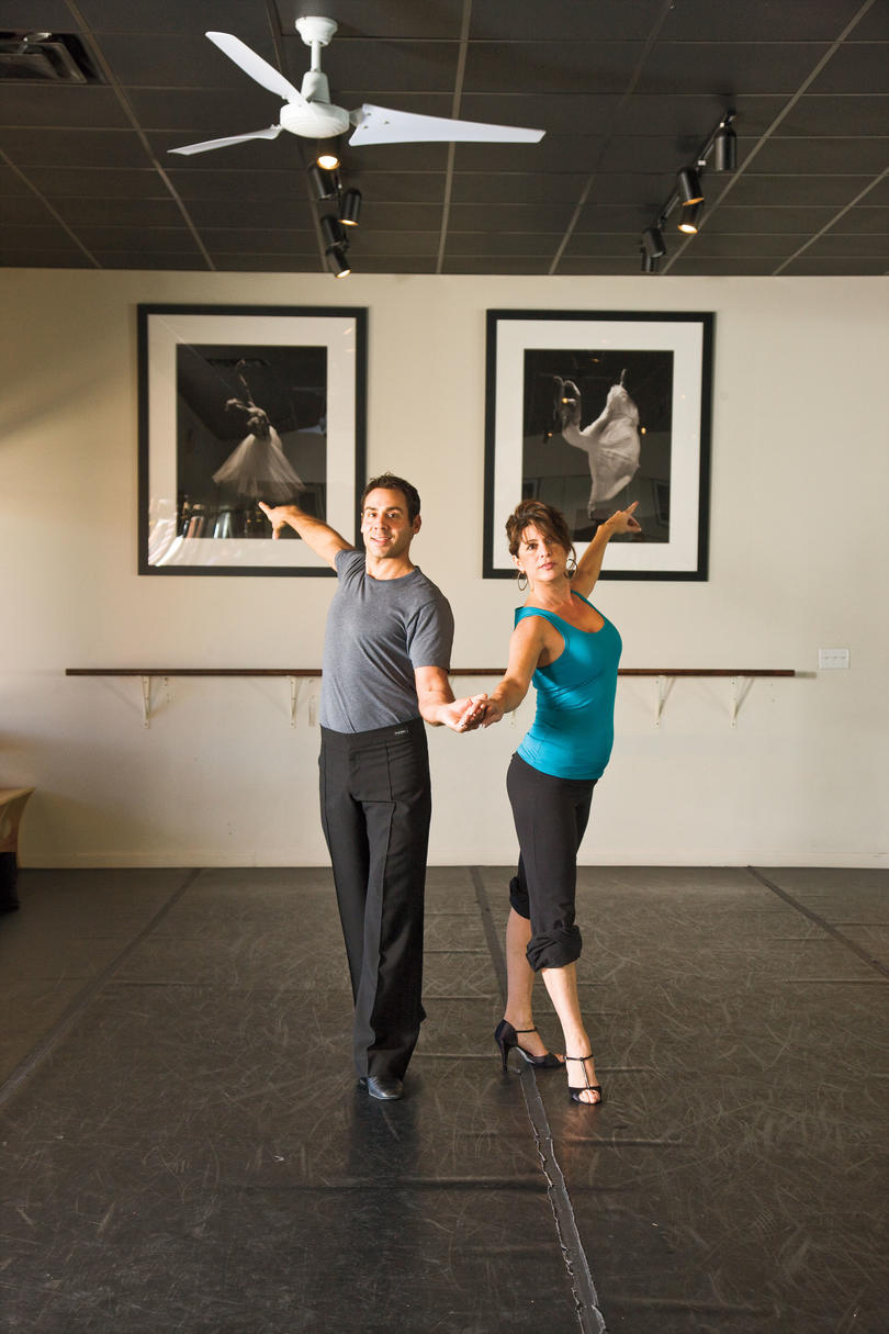 Fitness Dance Classes: Ballroom
