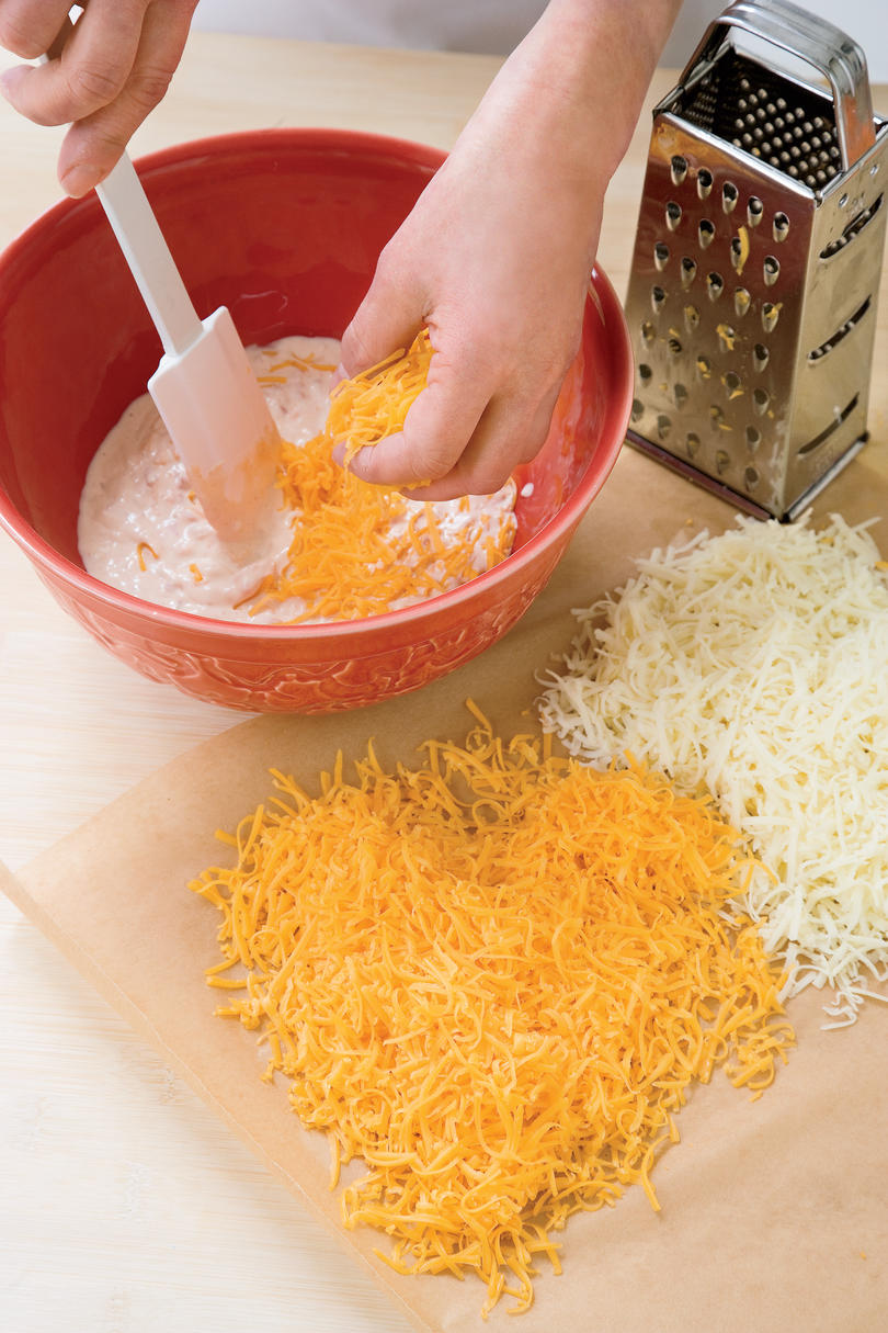 Cooking & Baking Tips: Clump-Free Pimiento Cheese
