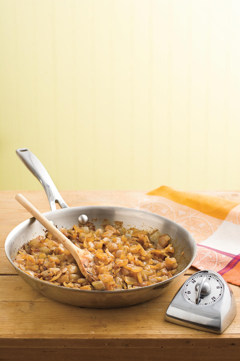 Cooking & Baking Tips: No-Fail Caramelized Onions