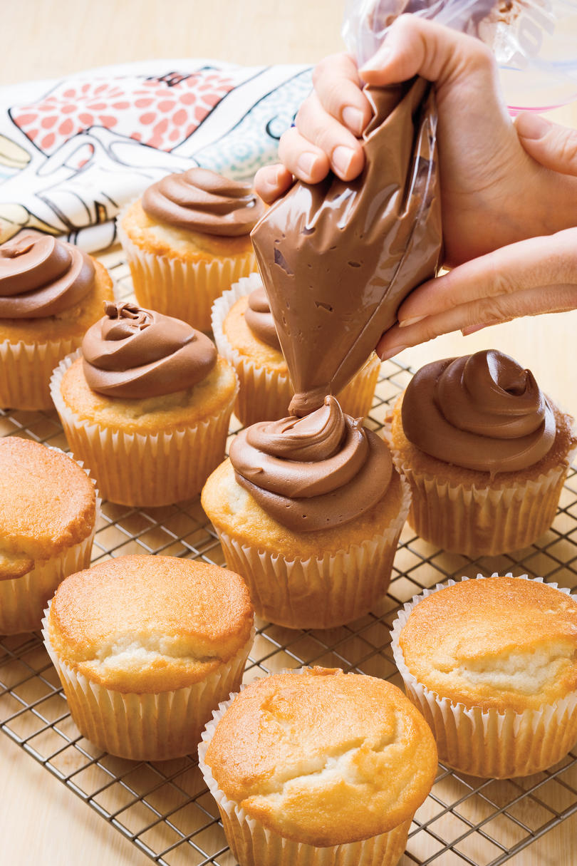 Cooking & Baking Tips: Easy Cupcake Icing