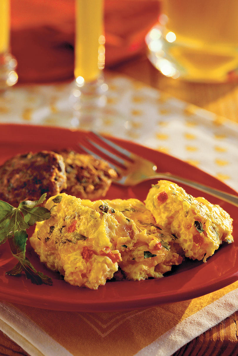 Brunch Recipes: Confetti Omelet Casserole Recipes