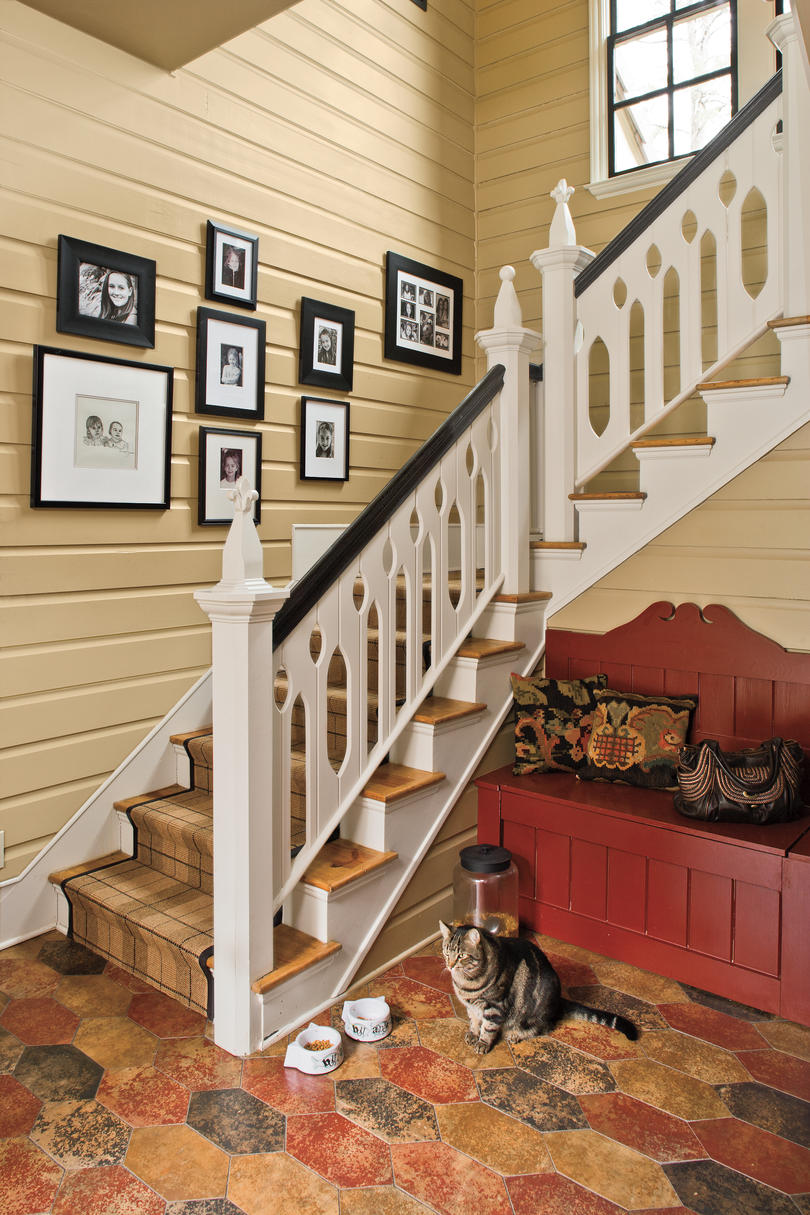 Southern home decorating ideas southern living family portraits amipublicfo Images