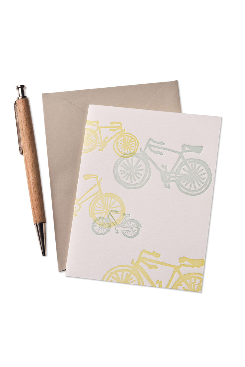 Great Gifts on a Budget: Bicycle Cards