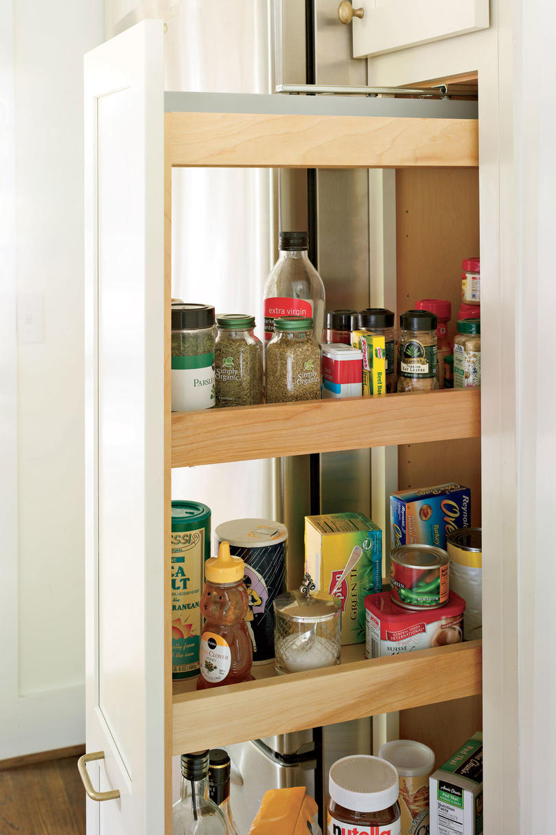 Dream Kitchen Design Ideas: Cabinet Storage