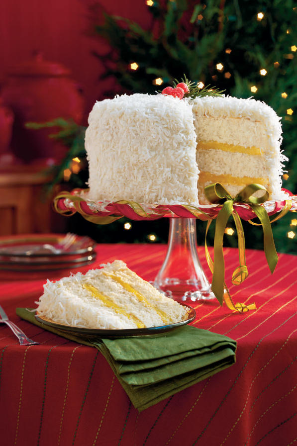 Southern Living Coconut Cake With Lemon Recipe Com