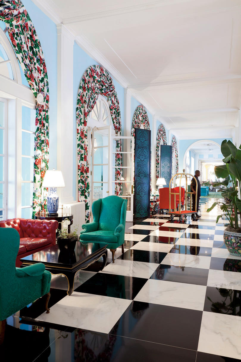 7. The Greenbrier
