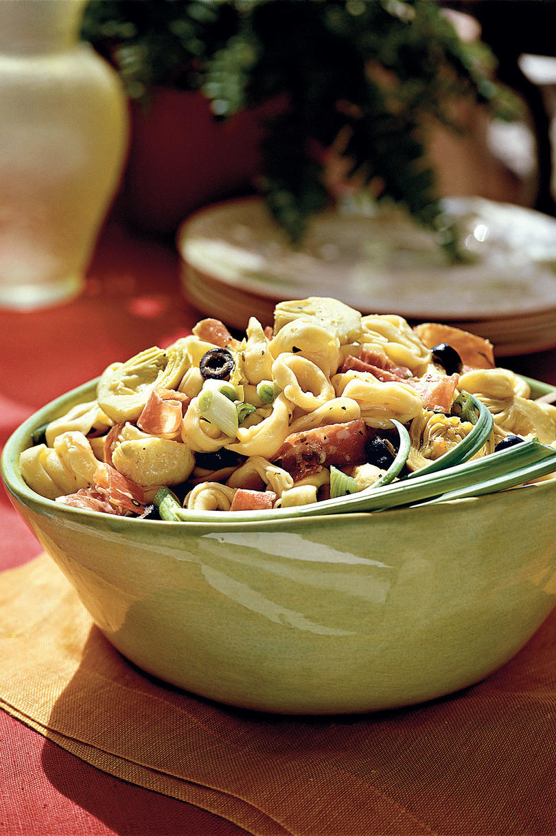 Easy Pasta Recipes: Tortellini Salad
